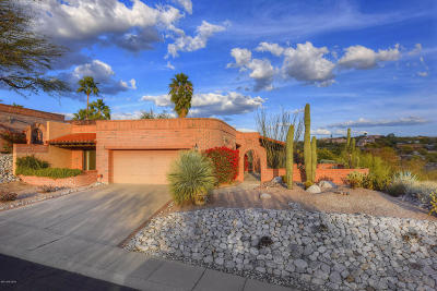Tucson Townhouse For Sale: 5116 N Via Sempreverde