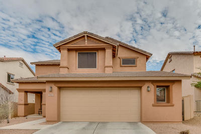 Sahuarita Single Family Home For Sale: 561 W Camino Curvitas