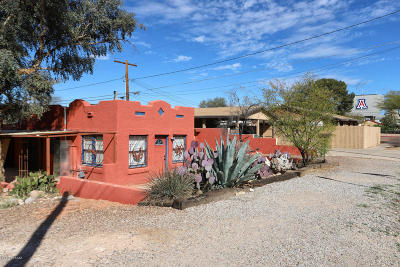 Tucson Single Family Home For Sale: 221 N Cherry Avenue