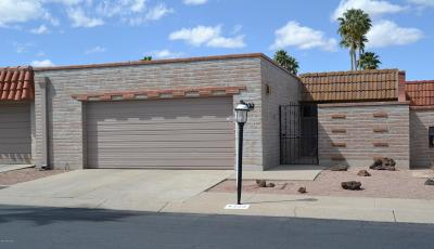 Tucson Townhouse For Sale: 4223 N Limberlost