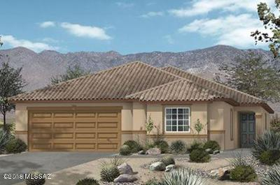 Marana Single Family Home Active Contingent: 11700 W Oilseed Drive