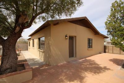 Pima County Single Family Home For Sale: 1632 S 8th Avenue