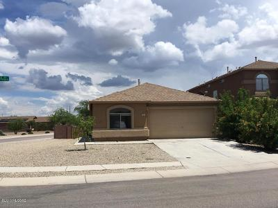 Tucson Single Family Home For Sale: 7761 S Cobble Hill Court