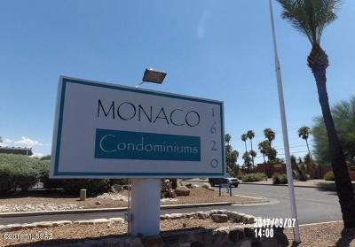 Tucson Condo For Sale: 1620 N Wilmot Road #D164