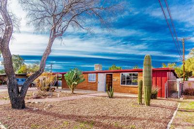 Tucson Single Family Home For Sale: 5149 E 26th Street