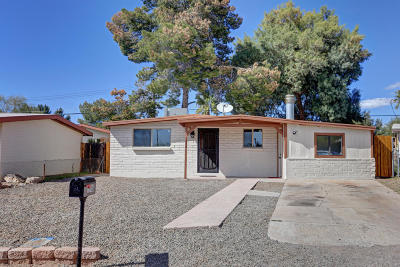Tucson Single Family Home For Sale: 1900 W Paseo Reforma Lane N