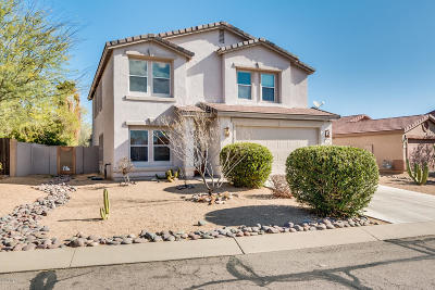 Sahuarita Single Family Home For Sale: 319 E Western Hemlock Place
