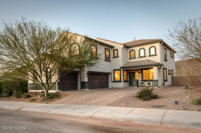 Tucson Single Family Home For Sale: 9832 N Saguaro Breeze Way