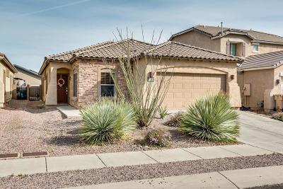 Tucson, Oro Valley, Marana, Sahuarita, Vail Single Family Home For Sale: 822 W Via De Gala