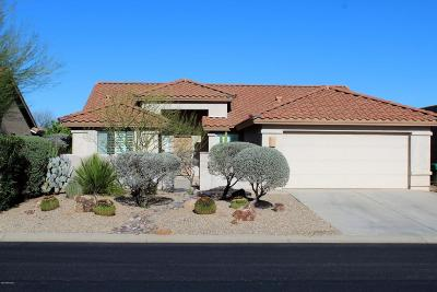 Green Valley AZ Single Family Home For Sale: $249,000