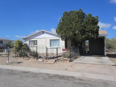 Tucson Single Family Home For Sale: 1618 S Via Arriba