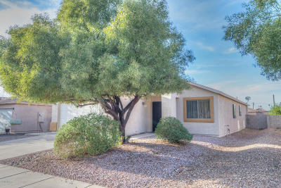 Pima County Single Family Home For Sale: 2591 E Via Sol Caliente