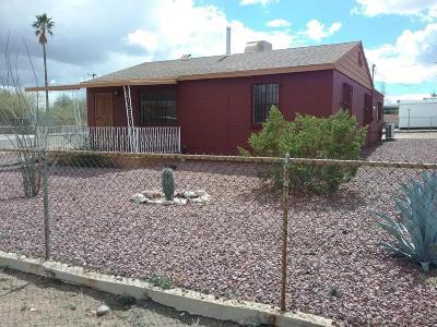 Tucson Single Family Home For Sale: 442 E Linden Street