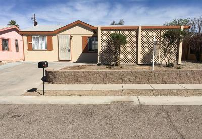 Pima County Manufactured Home For Sale: 4135 E Spring Water Drive