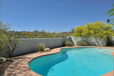 Tucson Single Family Home For Sale: 4155 W Ironwood Hill Drive