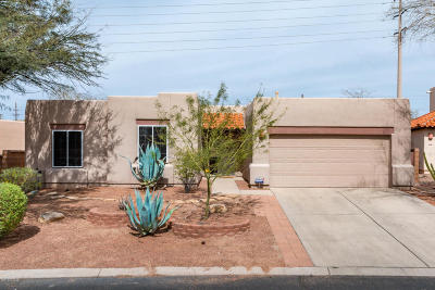 Tucson Single Family Home For Sale: 10351 N Fox Croft Lane