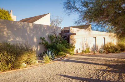 Tucson Single Family Home For Sale: 7070 N La Canada Drive