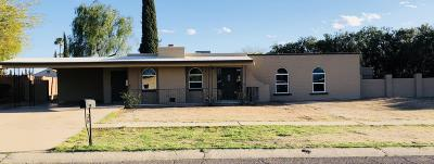 Tucson AZ Single Family Home For Sale: $187,500