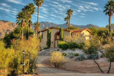 Tucson Single Family Home For Sale: 5373 E Calle Bosque
