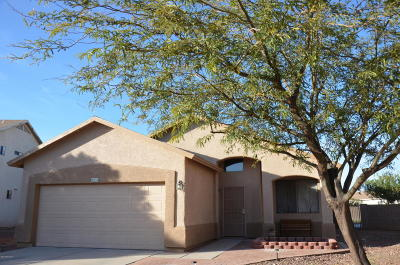 Tucson Single Family Home For Sale: 8835 E Lions Spring Place