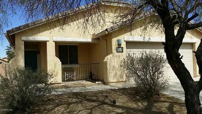 Marana Single Family Home Active Contingent: 11308 W Massey Drive