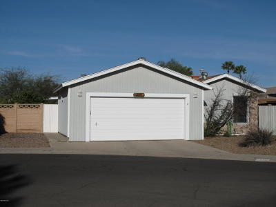 Tucson Single Family Home For Sale: 4625 N Brittain Place
