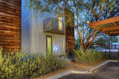 Tucson Condo For Sale: 1001 E 17th Street #134