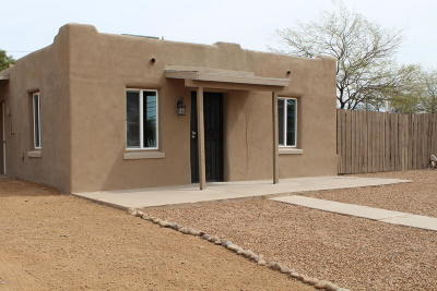 Pima County Single Family Home For Sale: 4031 S 16th Avenue
