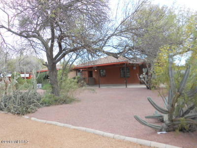 Tucson Single Family Home For Sale: 4426 N Lake Drive