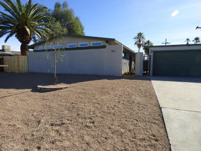 Tucson Single Family Home For Sale: 701 S Sarnoff Drive