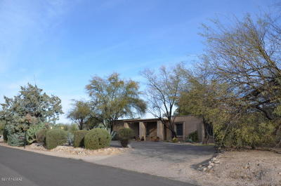 Tucson Single Family Home For Sale: 3340 N Riverbend Place