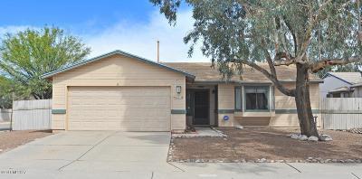 Tucson Single Family Home For Sale: 2710 W Sandbrook Lane