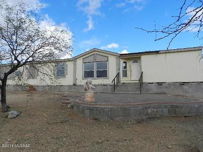 Sahuarita Manufactured Home For Sale: 6400 W Bucking Horse Drive