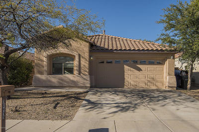 Tucson Single Family Home For Sale: 10419 E Rose Hill Street