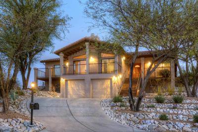 Tucson Single Family Home For Sale: 4310 Desert Oak Trail