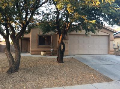 Tucson AZ Single Family Home For Sale: $146,000