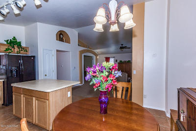 Tucson Single Family Home For Sale: 39808 S Old Arena Drive