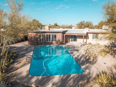 Tucson Single Family Home For Sale: 6676 N Harran Drive