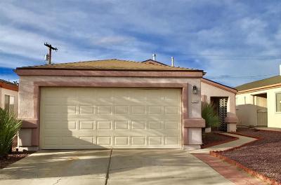 Tucson Single Family Home For Sale: 7475 E Cross Ridge Place