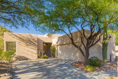 Tucson Single Family Home For Sale: 3252 W Lost Starr Place
