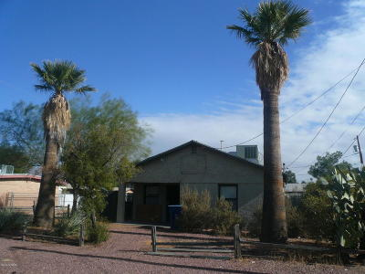 Tucson Single Family Home For Sale: 2834 N Flanwill Boulevard