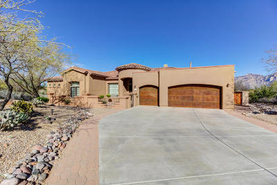 Oro Valley Single Family Home For Sale: 1020 W Green Pebble Drive