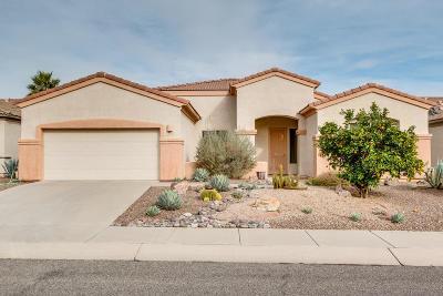 Pima County Single Family Home For Sale: 82 N Via Del Clavelito