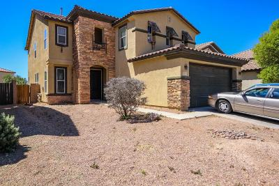 Pima County Single Family Home Active Contingent: 4984 E Chickweed Drive