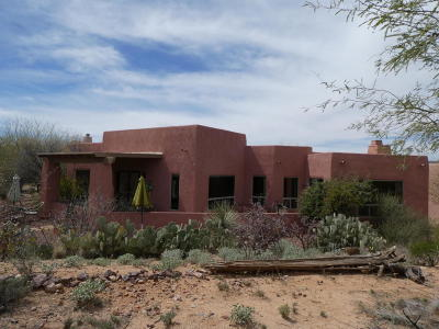 Tucson Single Family Home For Sale: 13817 E Langtry Lane