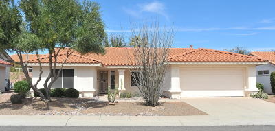 Oro Valley Single Family Home Active Contingent: 2379 E Nasturtium Street