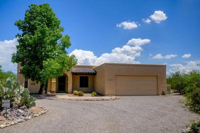Tucson Single Family Home For Sale: 7614 N Sonoma Way