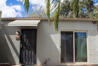 Tucson Townhouse For Sale: 2753 W Anklam Road #E