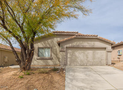 Tucson Single Family Home For Sale: 10347 E Danwood Way