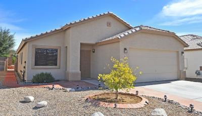 Tucson Single Family Home Active Contingent: 2842 W Simplicity Drive